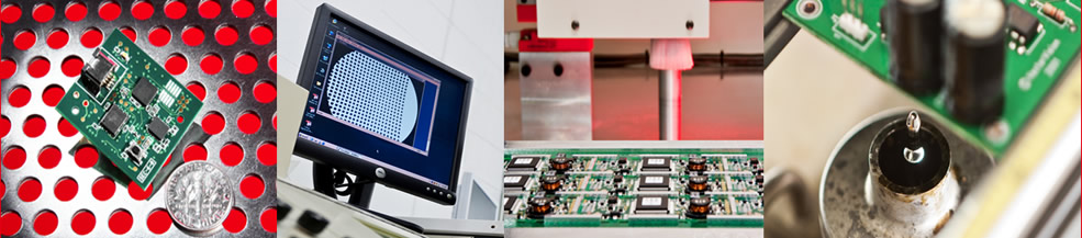 Printed Circuit Board Assembly Services
